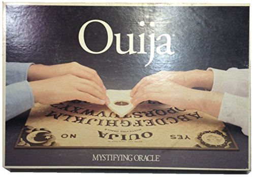 Ouija Board Mystifying Oracle