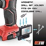 BITFIX Bit holder magnetic drill bits holder screw