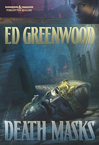 Death Masks (Forgotten Realms) - Mask Sword