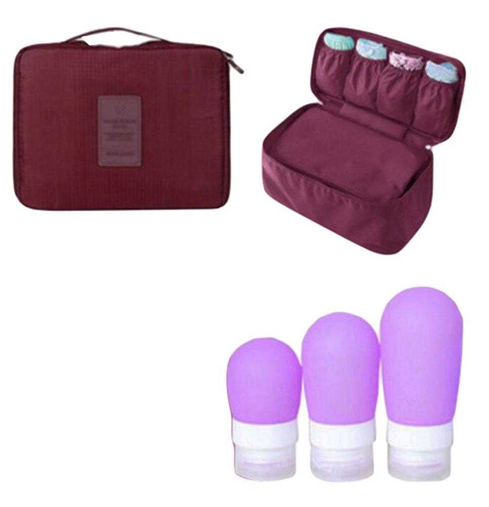 Exquisite Cosmetic Bottle Applicator Bottles-11(Set of Five)