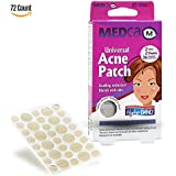 Acne Spot Dots - 72 Count, Hydrocolloid Acne Pimple Care Patches Absorbing Spot Dots Round Blemish Covers