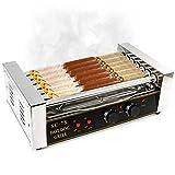 Hot Dog Grill Roller Commercial 18 Hotdog Maker - Best Reviews Guide