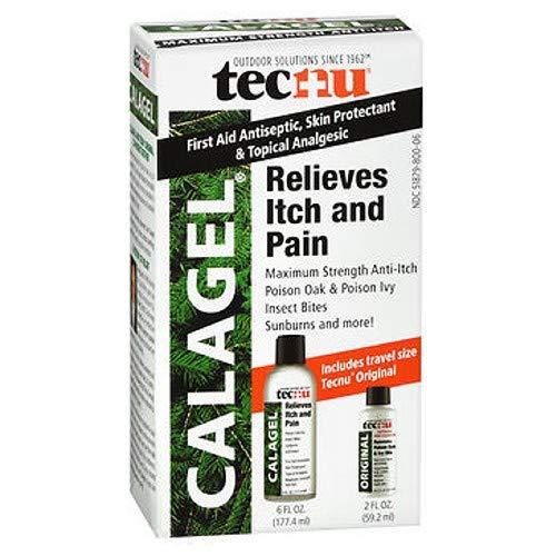 Calagel Anti-Itch Gel Size 6z Calagel Anti-Itch Gel 6z by Calagel