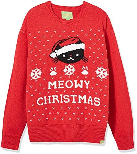 Ribbed Cotton Crewneck Sweater - 2