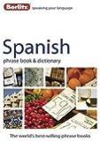 Berlitz: Spanish Phrase Book & Dictionary (Berlitz Phrasebooks)