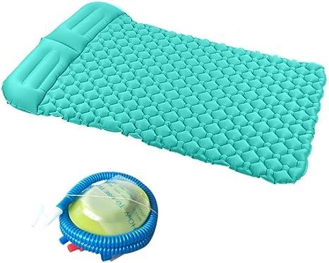 DADZSD Nueva Tienda de campaña Impermeable colchonetas de Aire al ...