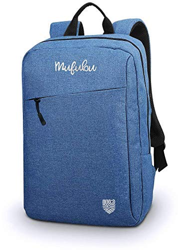 Mufubu Iconic Slim Casual Backpack for Students & Professionals