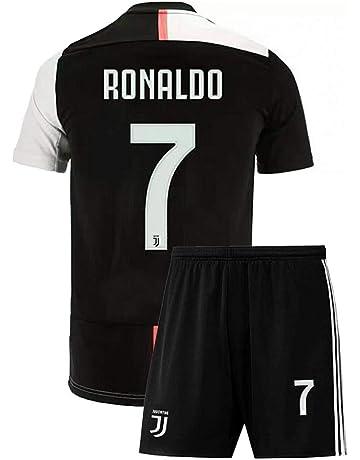ae117cb2a Beermiaud Youth Ronaldo Jersey 7 Home Boys 2019/2020 Kids Soccer Cristiano