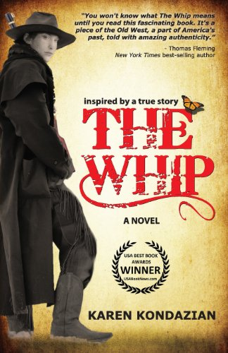 Books : The Whip: a novel inspired by the story of Charley Parkhurst
