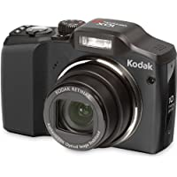 Kodak Easyshare Z915 Digital Camera (Black) Basic Facts Review Image