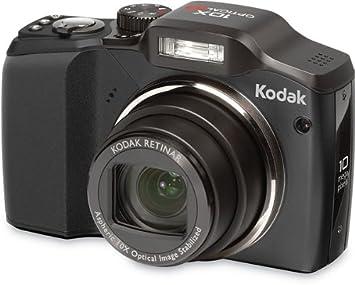 Amazon.com : Kodak Easyshare Z915 Digital Camera (Black) : Camera ...