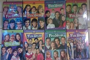 Full House Complete Series Seasons 1-8 1 2 3 4 5 6 7 8 32-DVD Set