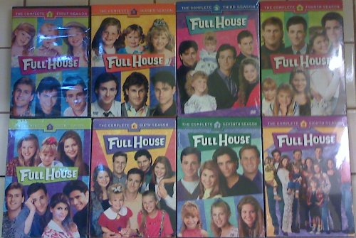 full house season 6 7 8 - 1