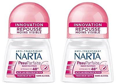 Narta bola desodorante piel perfecta Mujer Calvo encerado o 50 ml ...