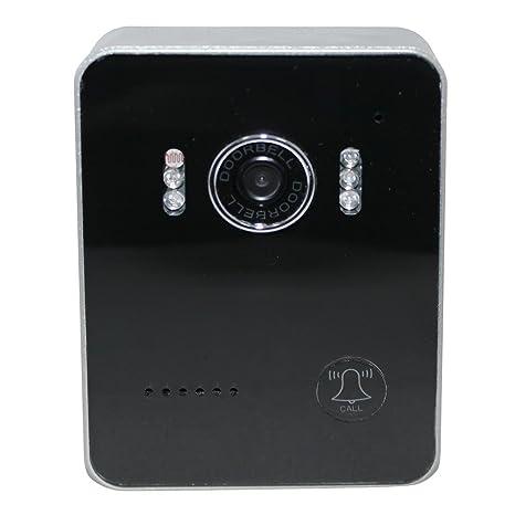 Cewaal interfono Intercom Doorbell Security Camera WiFi ...