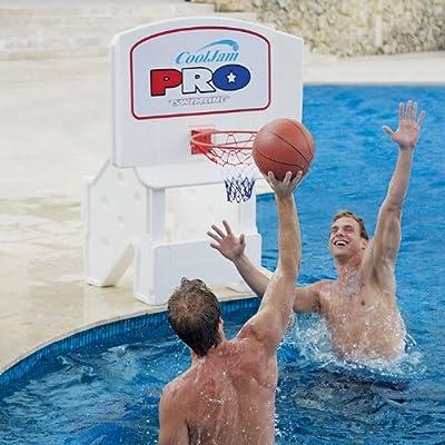 Cool Jam Pro Basketball Net and Backboard