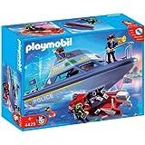 Playmobil Patrullera Policía