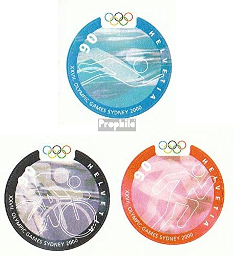 7 (complete.issue.) 2000 Olypische Summer (Stamps for collectors) Olympic games (2000 Summer Olympic Games)