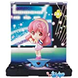 Most lottery AKB0048 C Award Chibikyun character and stage set all one [Lantian Ooto]
