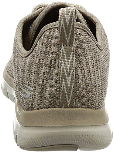 Advantage Grigio Sneaker Flex Skechers Uomo Point Da 2 golden 0 awq1A7