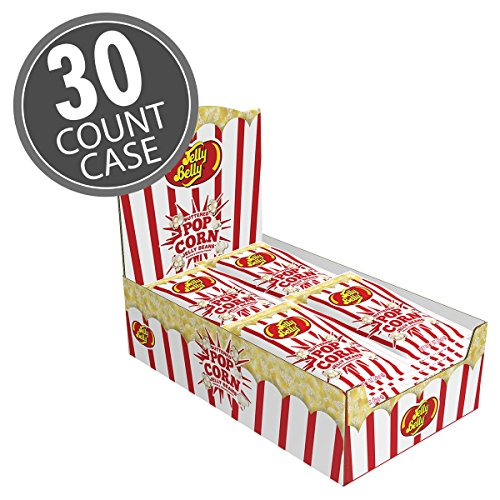 Jelly Belly Buttered Popcorn 1-oz Bags (30 COUNT CASE) ()