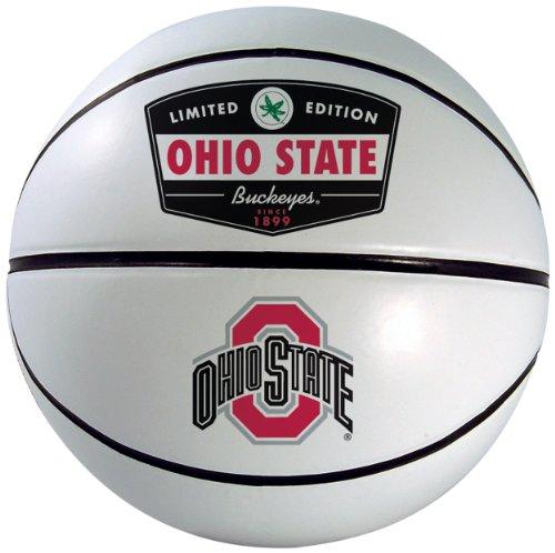 NCAA Ohio State Buckeyes Signature Basketball by Rawlings (State Ohio Basketballs)