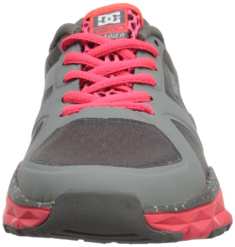DC Unilite Trainer Grey Red 40