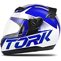 Pro Tork Capacete Evolution G7 58 multicor (Azul/Cinza/Branco)