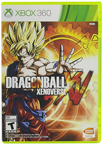 Dragon Ball Xenoverse - Xbox 360 (Ball 360 Z Dragon Xbox)