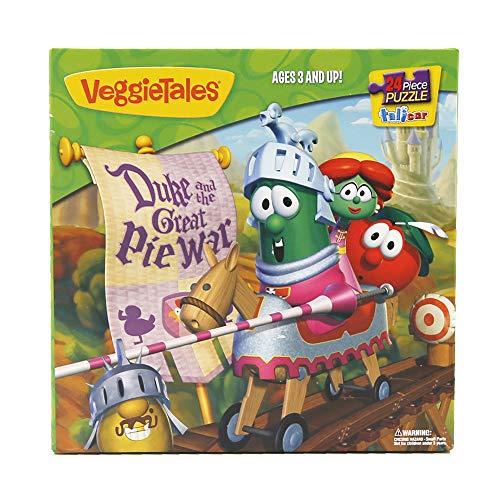 Veggie Tales - Duke and the Great Pie War ()