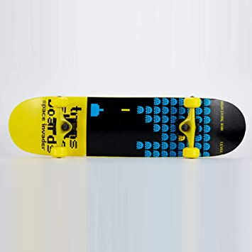 BIN Patinetas EstáNdar Cuatro Ruedas De Los NiñOs Skate Doble Rocker Custom Maple Wood Street Skateboard Al por Mayor Creative Scooter: Amazon.es: Deportes ...