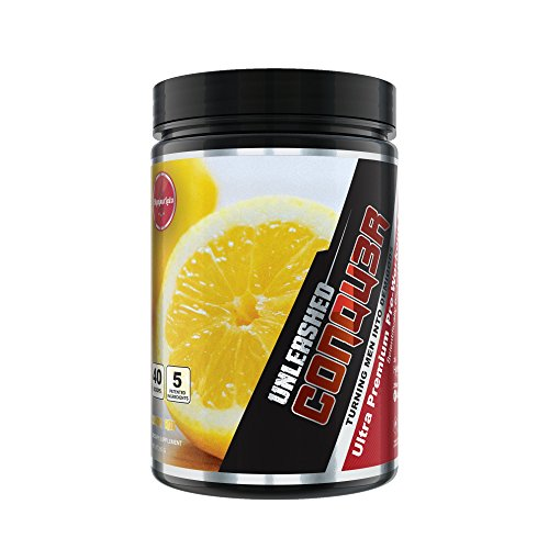 Olympus Labs Conqu3r Unleashed - Lemon Rox