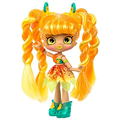 Shopkins Lil Secrets Doll Single Pack - TIA Tigerlily: Toys & Games