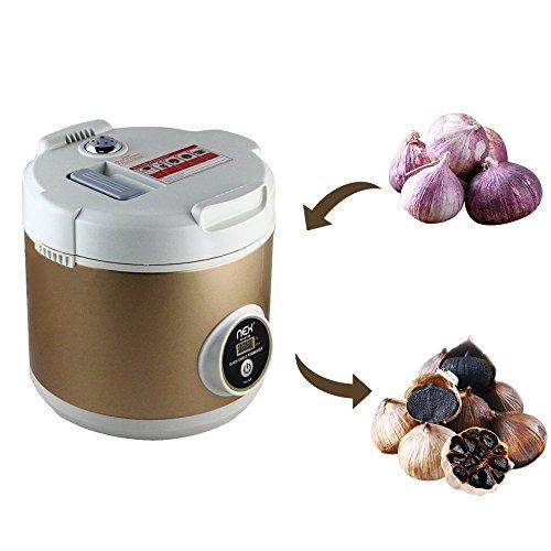 NEX HT-KF20 black Garlic Fermenter, Gold by NEX