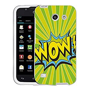 AT&T Tribute Case, Snap On Cover by Trek WOW! Comic Book Case