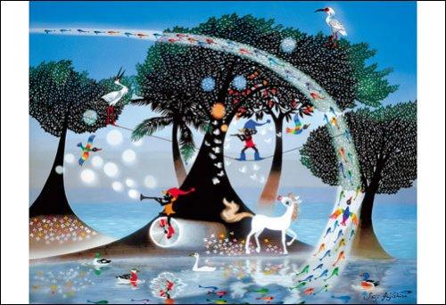 300 piece joie de vivre (26x38cm)
