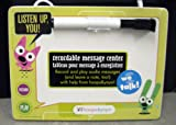 Hallmark Hoops and Yoyo HYO3210 Recordable Dry Erase Message Board