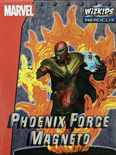 2019 SDCC Exclusive Heroclix Phoenix Force Magneto Miniature Game Piece (Best Of Wizkid 2019)