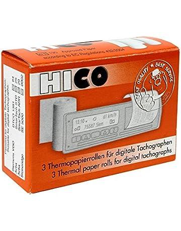 hico Papel térmico para tacógrafos Digitales (3 Unidades)