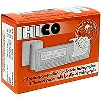 hico Papel térmico para tacógrafos Digitales (3Unidades)