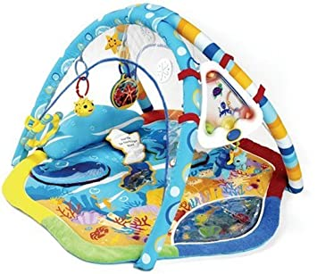 Amazon Com Baby Einstein Discovering Water Play Gym Discontinued By Manufacturer Baby