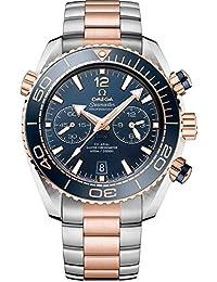 Omega Seamaster Planet Ocean 600 M Rose Gold Men's Watch 215.20.46.51.03.001