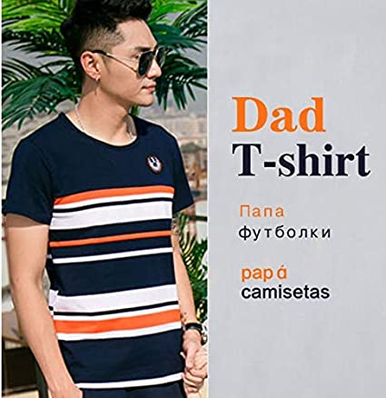6bc108dcda5d Family Matching Outfits 2019 Summer Fashion Striped T-Shirt Outfits Mother  and Daughter Dresses and