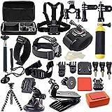 42-in-1 Accessories kit for Gopro Hero4 Silver Black Hero 4 3 3 Sj4000 Sj5000 Sj6000 Sports Camera