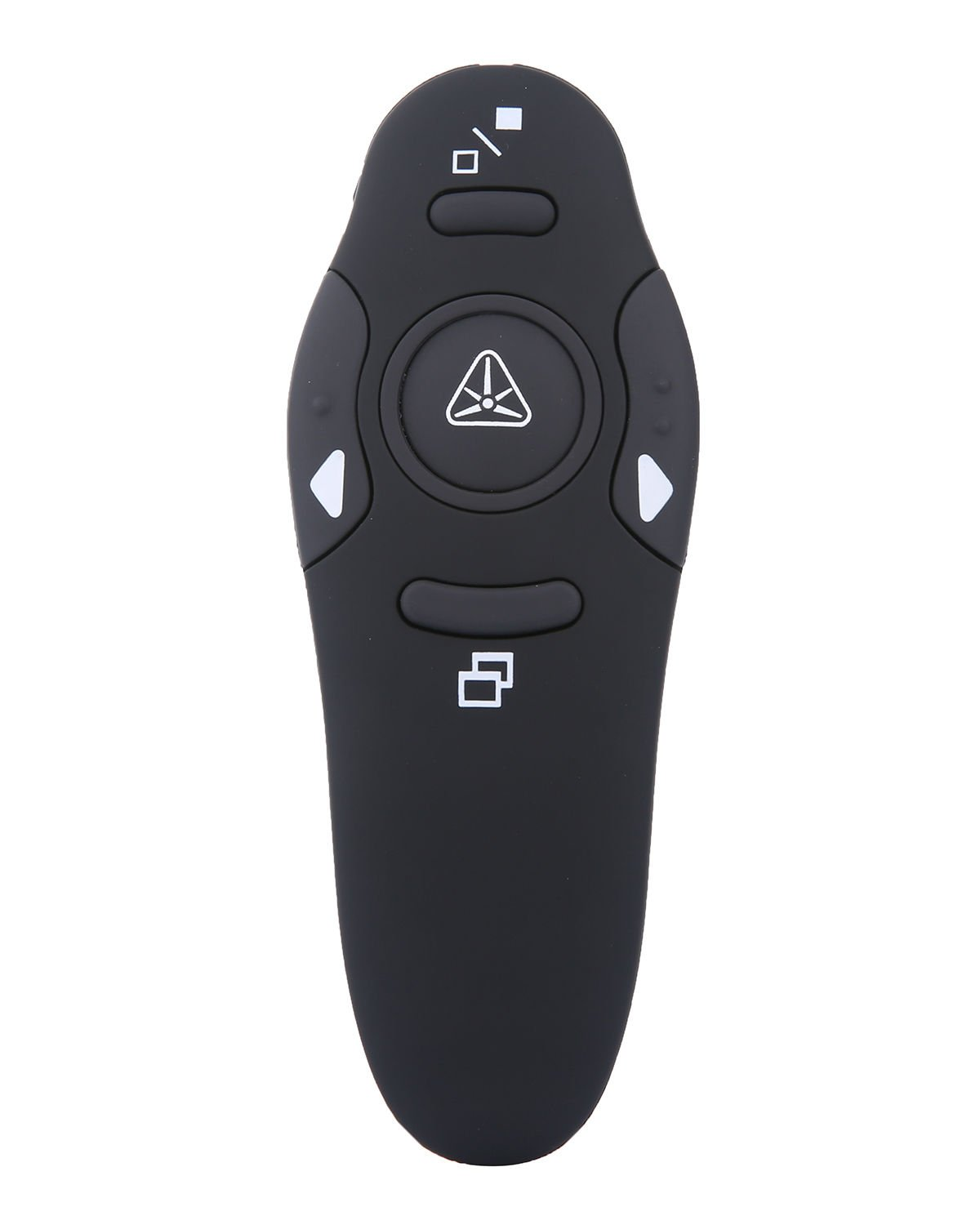 BEBONCOOL RF 2.4GHz Wireless Presenter Remote Presentation USB Control PowerPoint PPT Clicker QIXUN TECH D100