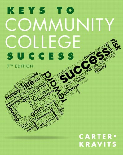 Keys to Community College Success Plus NEW MyLab Student Success Update -- Access Card Package (7th Edition) (Keys Franchise)
