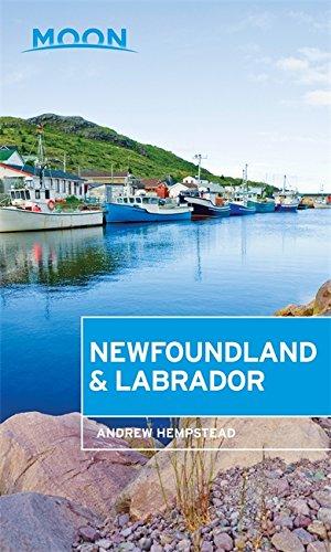 Moon Newfoundland & Labrador (Travel Guide)