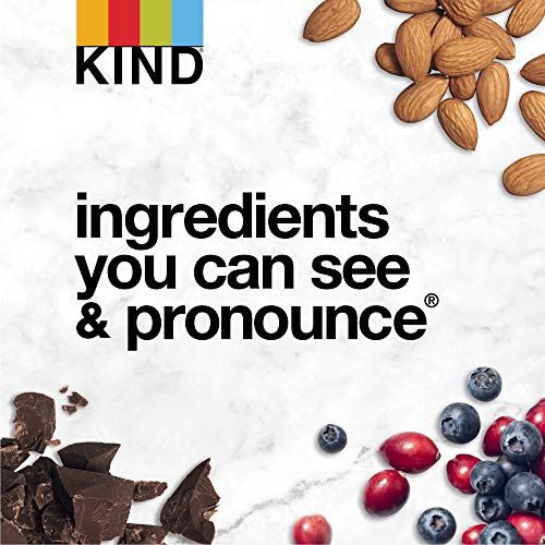 KIND Bars, Almond & Apricot, Gluten Free, Low Sugar, 1.4oz, 12 Count by KIND (Image #3)