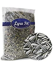 Lyra Pet® 25 kg Sonnenblumenkerne gestreift Vogelfutter für Wildvögel Vögel Winter