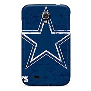 New Style Case Cover KNv1208YdSi Dallas Cowboys Compatible With Galaxy S4 Protection Case by lolosakes